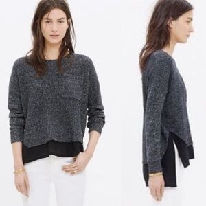 Madewell Alliance pullover Sweater